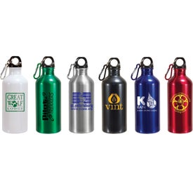 Monogrammed Aluminum Trek II Bottle
