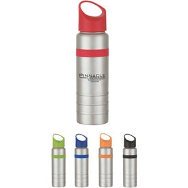 Aluminum Tumbler With Silicone Grip for Your Organization