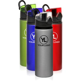 Aluminum Water Bottle (25 Oz.)