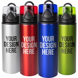 Aluminum Water Bottles (25 Oz.)