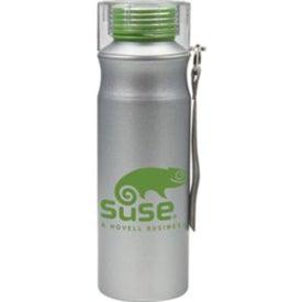 Printed Aluminum Water Bottle