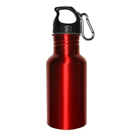 Aluminum Water Bottle BPA Free Branded with Your Logo