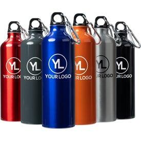 Aluminum Water Bottle (24 Oz.)