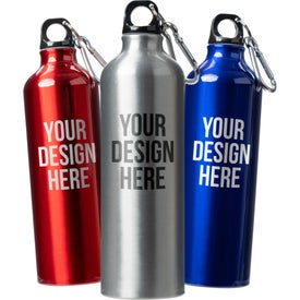 Aluminum Water Bottles (24 Oz.)