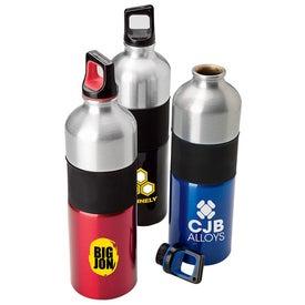 Aluminum Water Bottle (25 Oz.)