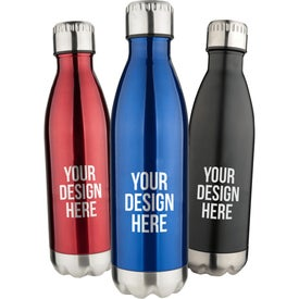 Apollo Double Wall Stainless Vacuum Bottle (17 Oz.)