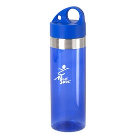 Customized Aqua Water Bottle