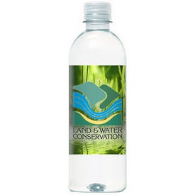 Aquatek Bottled Water (16.9 Oz.) (Large Label)