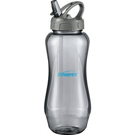 Aquos Sport Bottle (BPA Free, 32 Oz.)