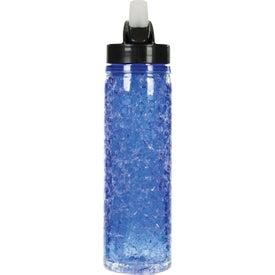 Personalized Arctic Double Wall Freezer Bottle