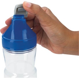 Ariel Bottle with Your Slogan