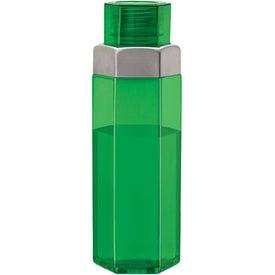 Monogrammed Tritan Water Bottle