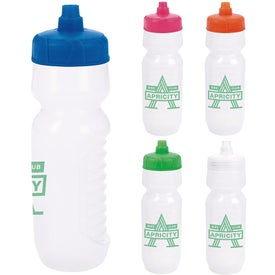 Athletes Bottle with Sure Shot Lid (24 Oz.)