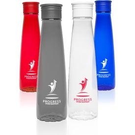 Atlas Plastic Water Bottle (22 Oz.)
