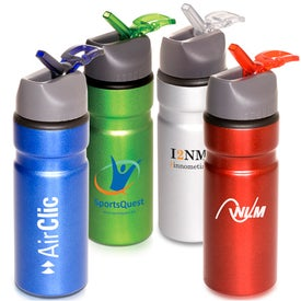 Badlands Aluminum Bottle Imprinted with Your Logo
