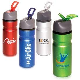 Badlands Aluminum Bottle for your School