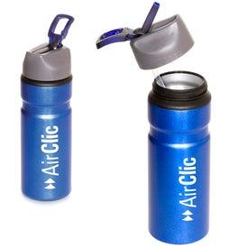 Badlands Aluminum Bottle for Your Company