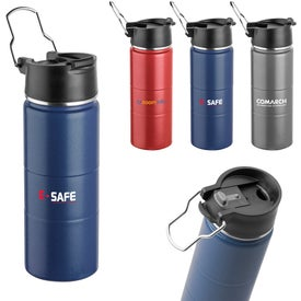 Basecamp Stainless Water Bottles (19 Oz.)