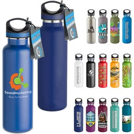 Basecamp Double-Wall Tundra Bottle (20 Oz.)