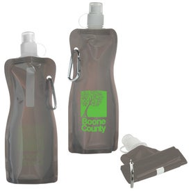 Bend-A-Bottle with Your Slogan