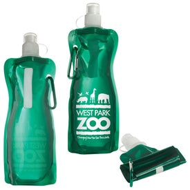 Bend-A-Bottle Printed with Your Logo