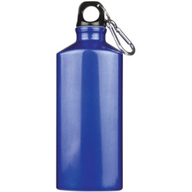 Bermuda Aluminum Bottle with Carabiner for Your Church