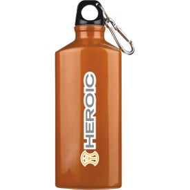 Company Bermuda Aluminum Bottle with Carabiner