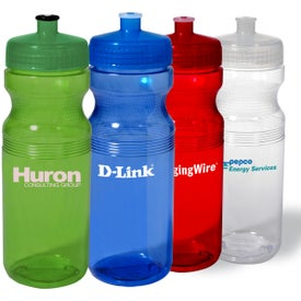 Big Squeeze Sport Bottle (24 Oz.)