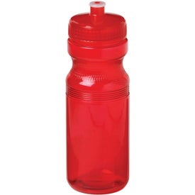 Large Mouth Bike Bottle with Your Slogan