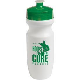 Wide Mouth Bike Bottles with Your Logo