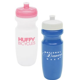Wide Mouth Bike Bottle (20 Oz.)