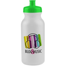 Logo Bike Bottle