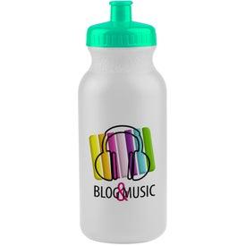Bike Bottle for Marketing