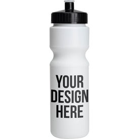 Bike Bottle (28 Oz., Screen Print)