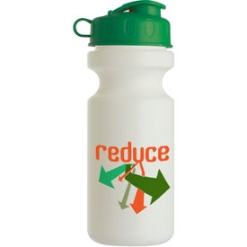 Bike Bottle with Flip Top for Your Church