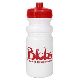 Bio Plastic Bike Bottle (16 Oz.)