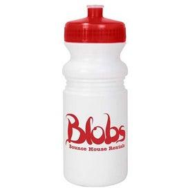 Bio Plastic Bike Bottle (16 Oz.)