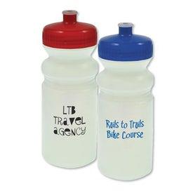 Biodegradable Tinted Sport Bottle