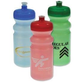Biodegradable Tinted Sport Bottle (Colored, 20 Oz.)