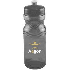 Logo Salinas Water Bottle