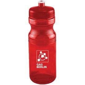Custom Salinas Water Bottle