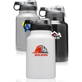 Bodyguard Plastic Water Bottle (27 Oz.)