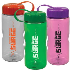 Bottle - BPA-Free Dishwasher Safe Printed with Your Logo