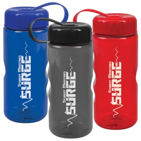Bottle - BPA-Free Dishwasher Safe (22 Oz.)
