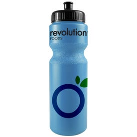 Bike Bottle with Push Pull Cap with Your Logo