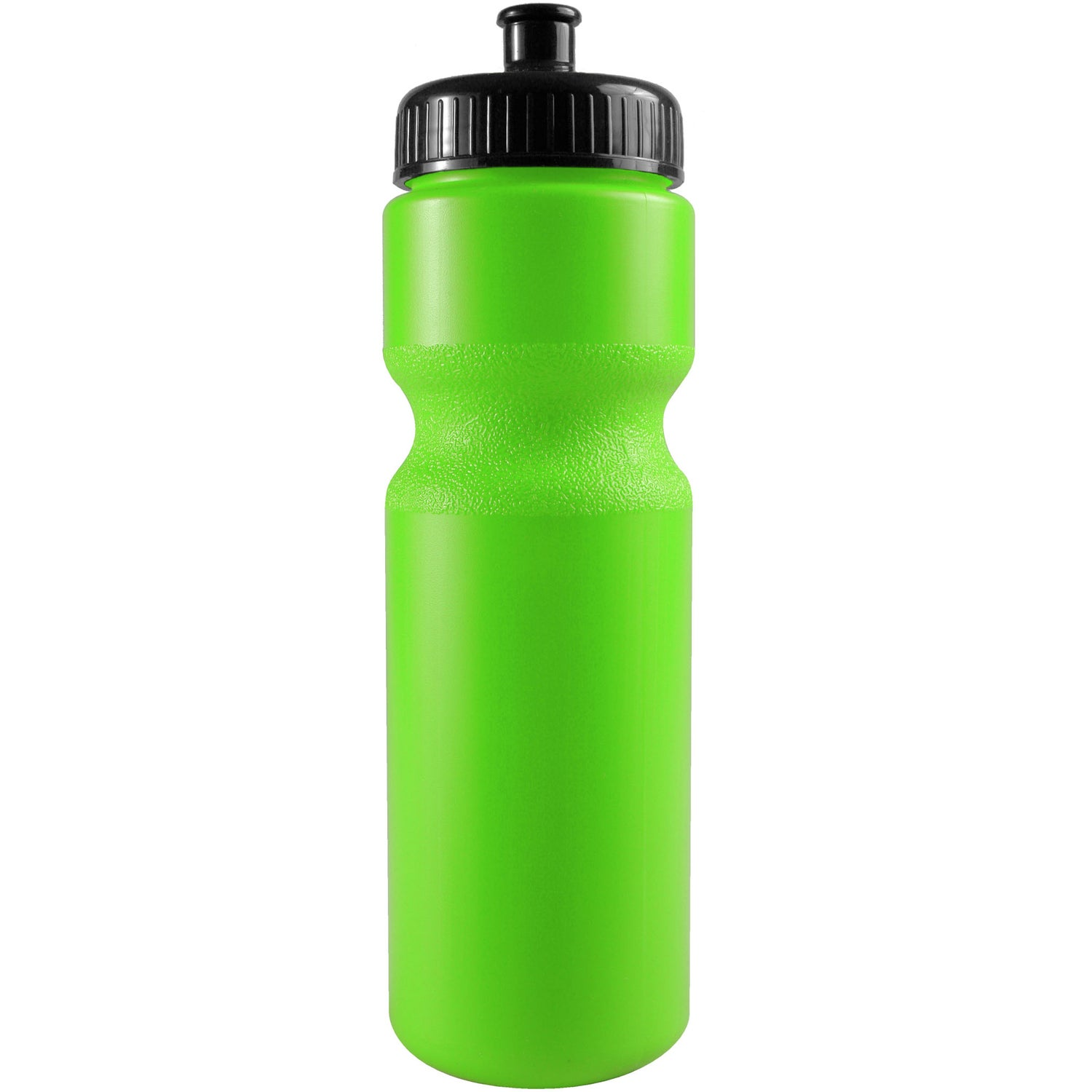 Bike Bottle with Push Pull Cap (28 Oz.)
