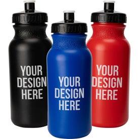 Colored Bike Bottle (20 Oz.)