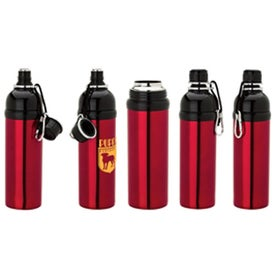 Bottle For Pets-Blk with Your Logo
