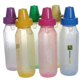 Customized BPA Free EvenFlo Baby Bottles