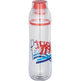 Brighton Splash BPA Free Sport Bottle Imprinted with Your Logo